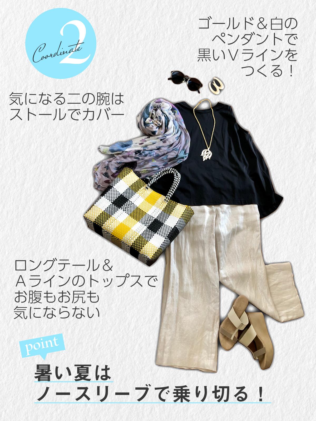 花本さんのコーディネート例2